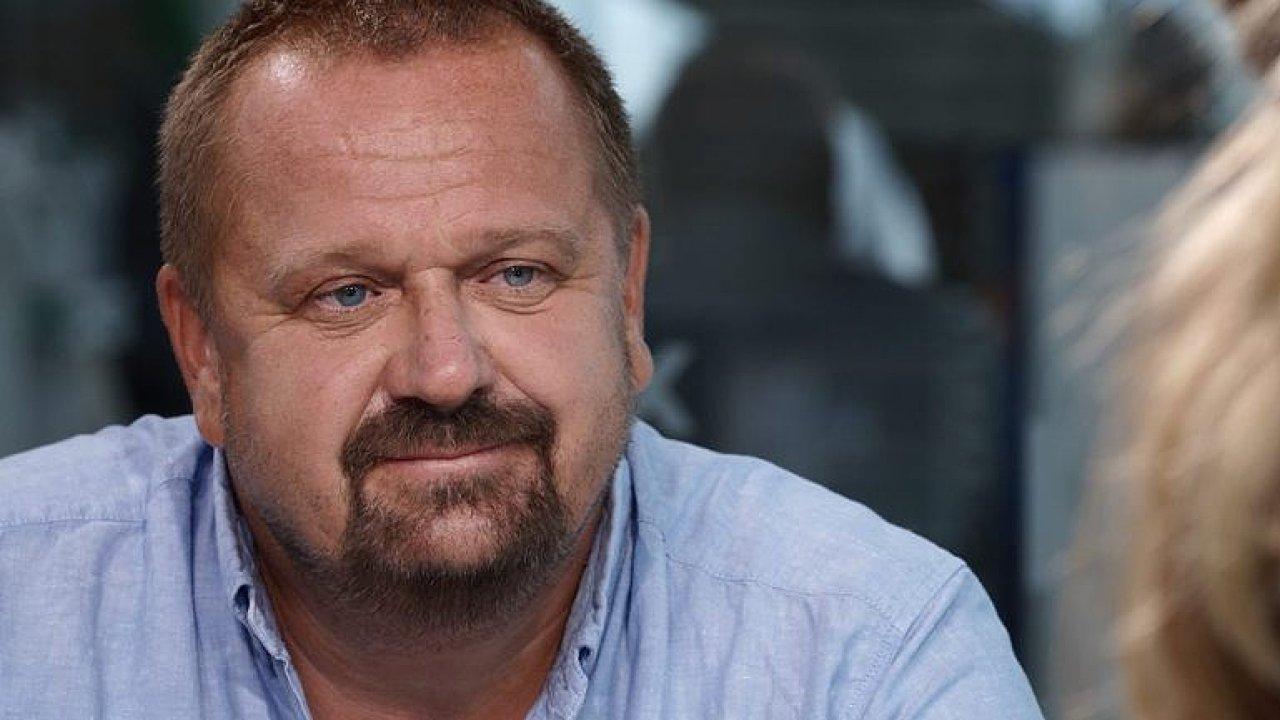 Šéf ČRo Vltava Petr Fischer.
