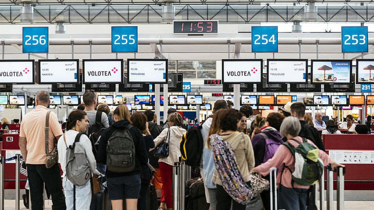 Jak nejrychleji projít letiště? Připravte se doma.