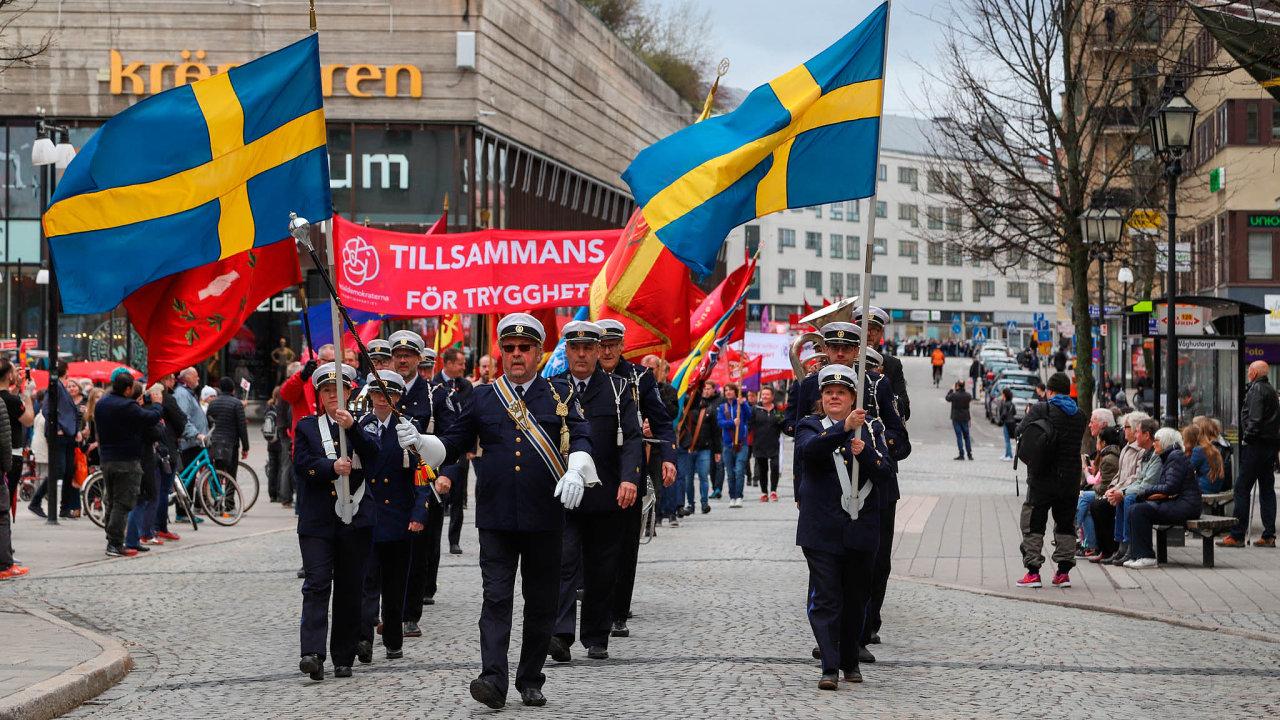 Švédští sociální demokraté dominují švédské politice více než 100 let. Letos ale míří knejhoršímu volebnímu výsledku vesvé historii.