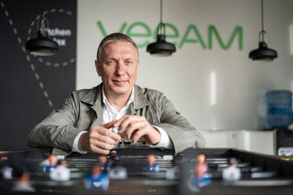 Ratmir Timashev, spoluzakladatel a výkonný viceprezident společnosti Veeam