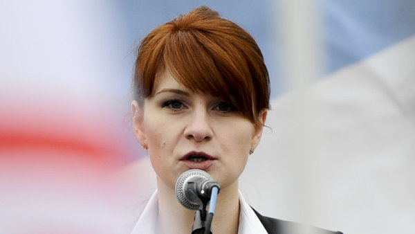 Ruska Butinová se přiznala, že chtěla Moskvě předat informace o vlivných Američanech. Podle Putina o ní tajné služby nevědí