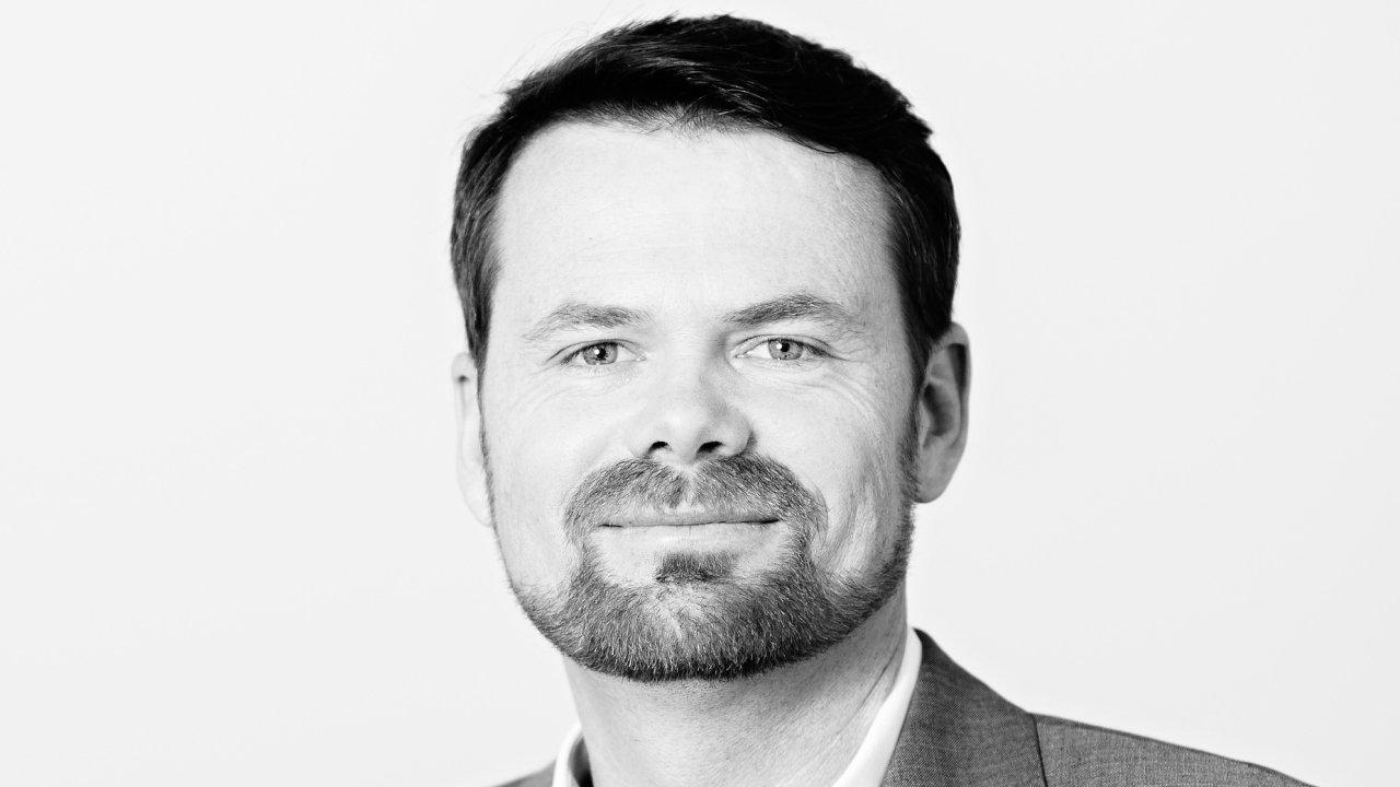Radovan Chrz, vedoucí prodeje společnosti Mercedes-Benz Cars ČR