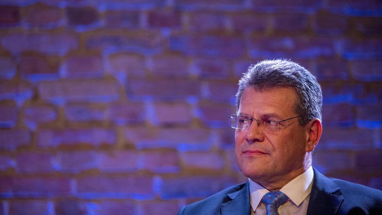 Šefčovič má v Evropské komisi na starosti strategický výhled a připravil přehled hlavních trendů, které podle něj budou spoluurčovat život Evropanů.