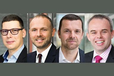 Nik Černomorský, Jiří Sauer, Roman Ženatý a Karel Veselý novými partnery Deloitte