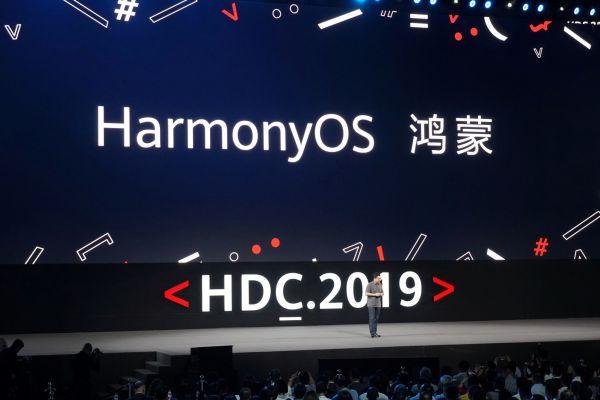 Huawei představil svůj operační systém Harmony.