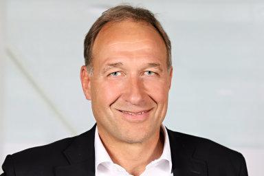 Arnd Franz, výkonný viceprezident a generální ředitel LKQ Europe