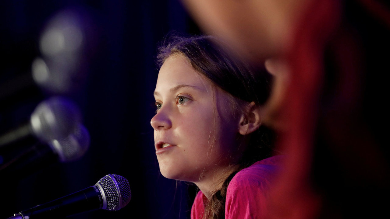 Švédská aktivistka Greta Thunbergová dostala alternativní Nobelovu cenu.