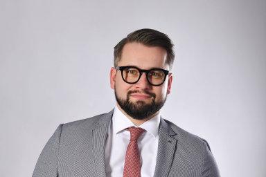 Jakub Komenda, šéf divize Smart Banky