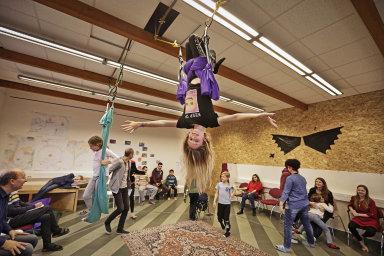Výuka vesvobodné škole vKladně je vplném proudu.