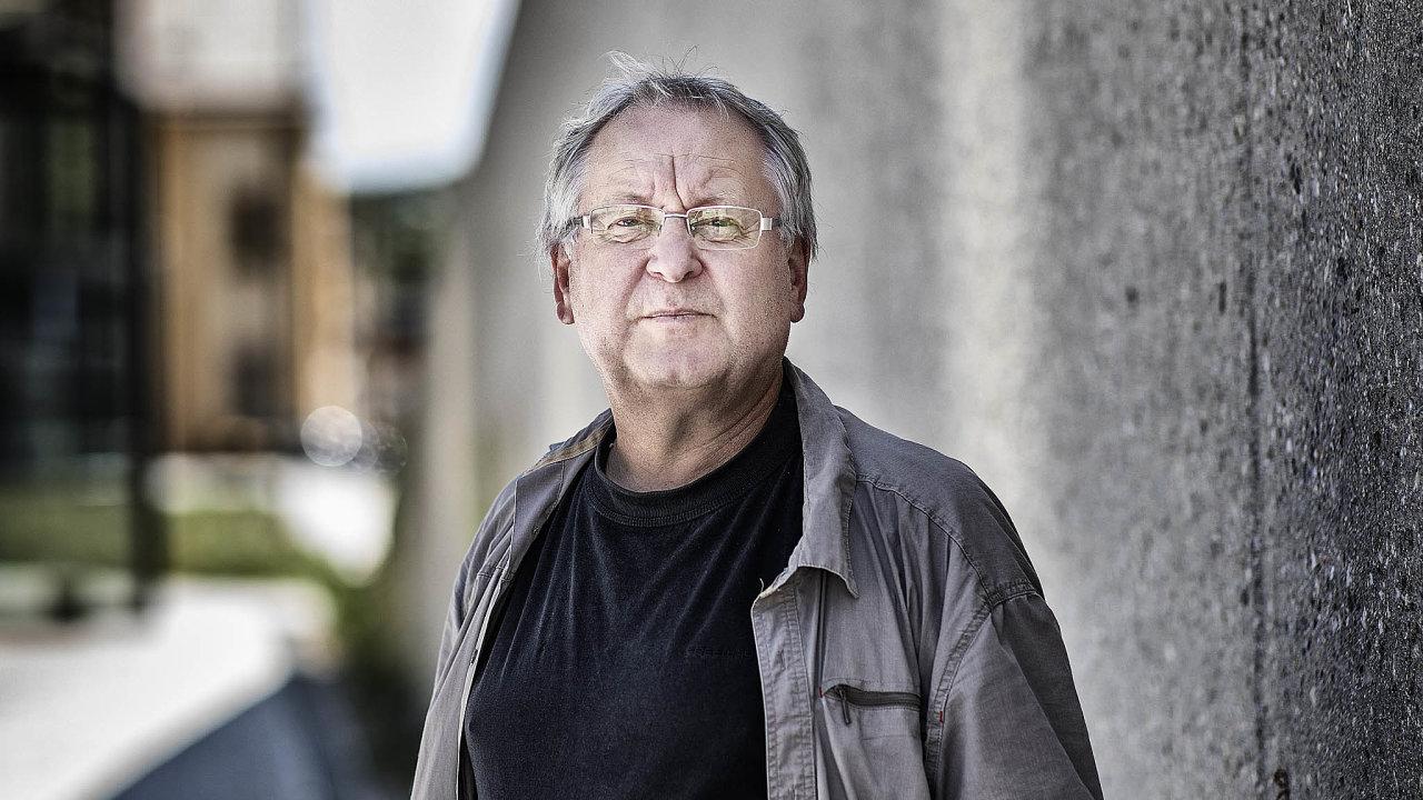 Václav Cílek, geolog apublicista