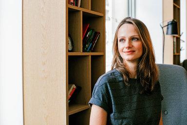 Spoluzakladatelka start-upu Ytica Květa Vostrá