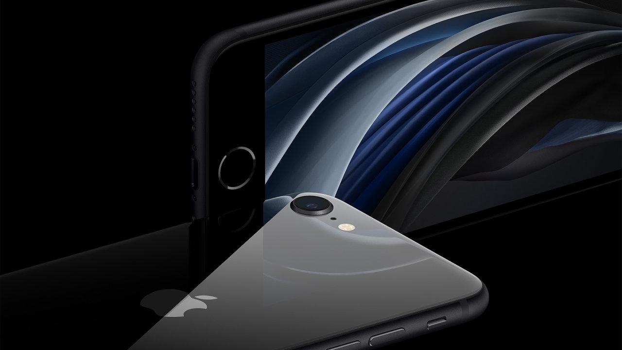 Nový iPhone SE