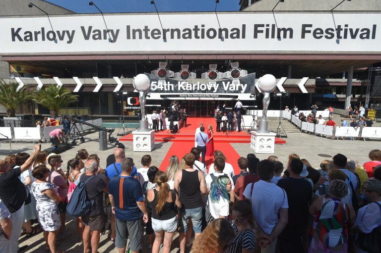 Karlovy Vary filmový festival