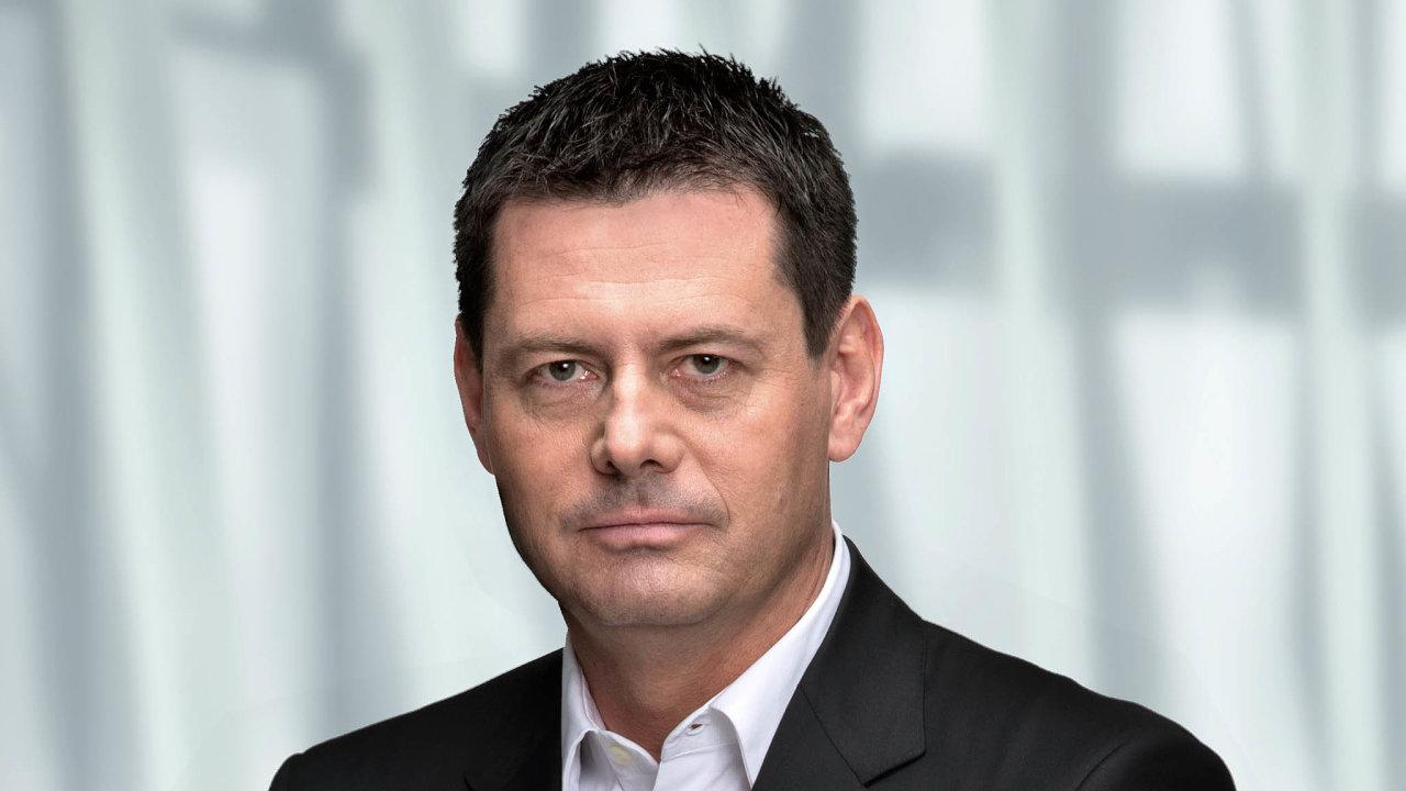 Vlastník skupiny KKCG Karel Komárek