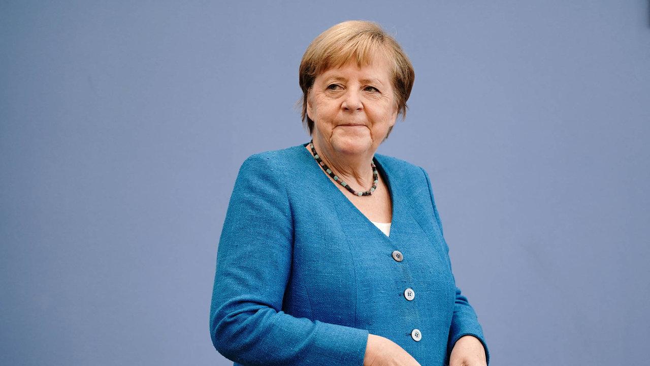 """Kancléřka Angela Merkelová má """"vážné pochybnosti"""", zda podpořit smlouvu týkající se i obchodu s jihoamerickým hovězím masem."""