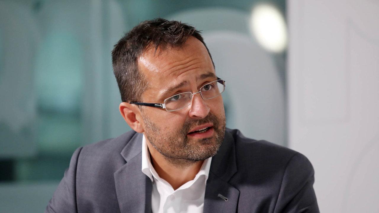 Tomáš Raška, hlavní vlastník ařídící partner Natlandu.