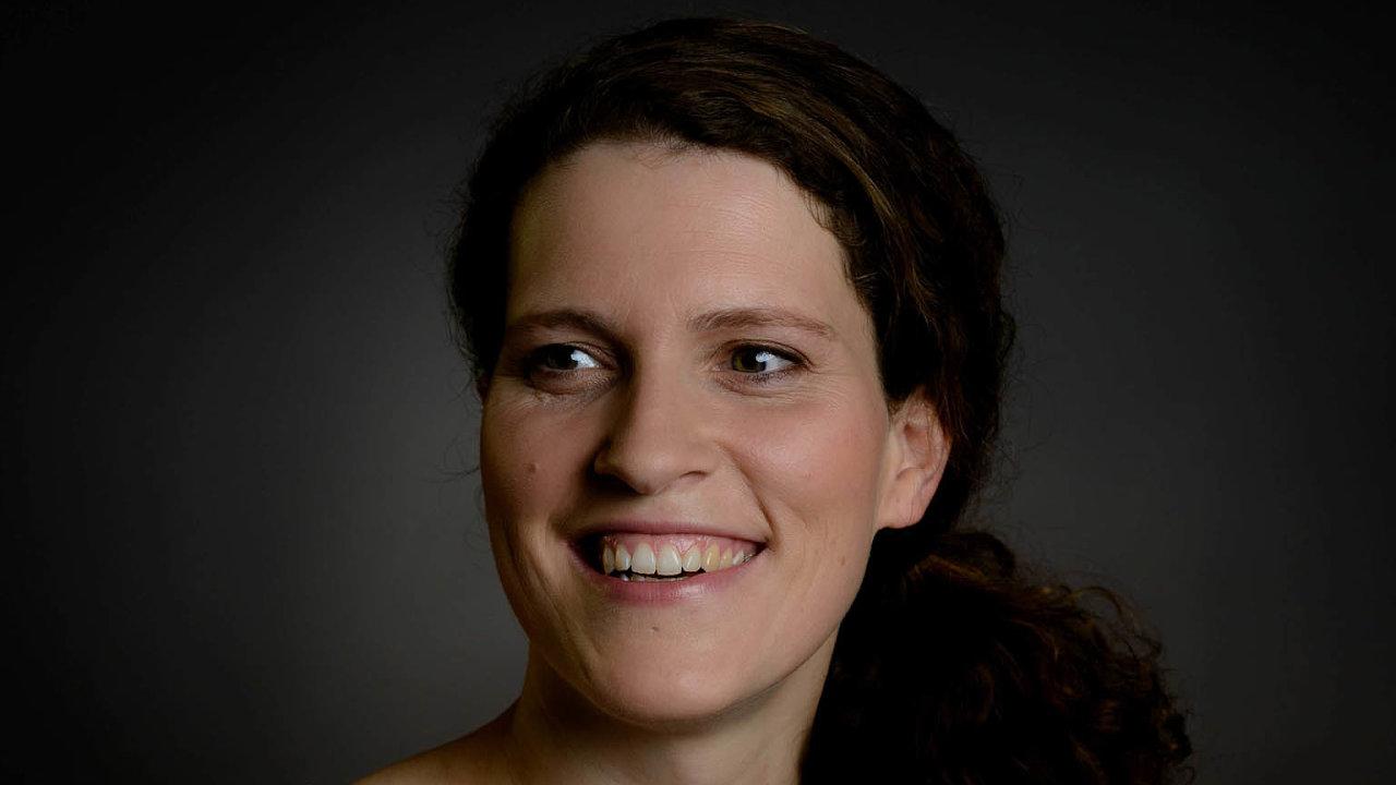 Kateřina Šaldová působí vNadaci České spořitelny jako programová manažerka vzdělávání.