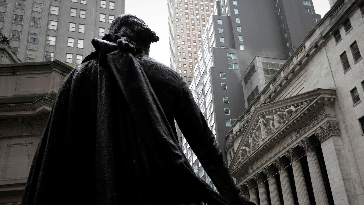 Data vládnou Wall Street. Pro banky ajiné finanční domy jsou data ajejich analýza stále důležitější součástí byznysu.