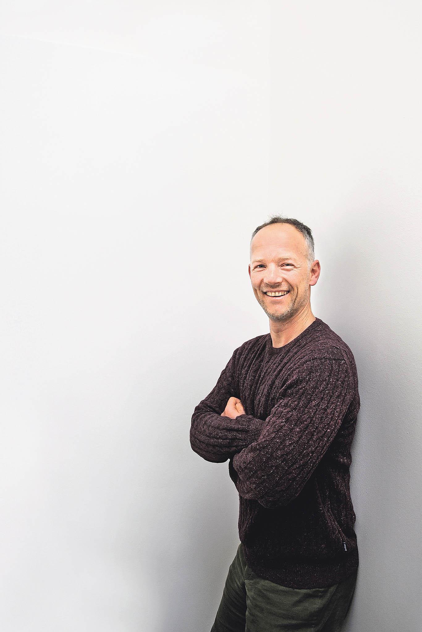 Investor Ondřej Tomek