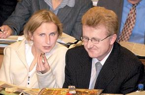 Komunistický poslanec Josef Šenfeld