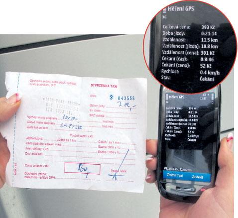Vyzkouseli Jsme Bic Na Prazske Taxikare Nenapadny Taxametr V Mobilu