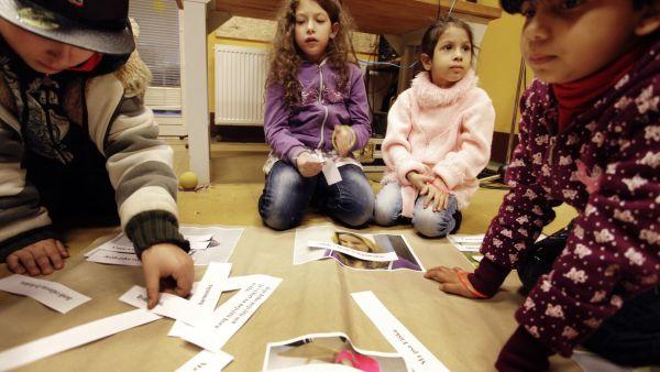 Romské děti/Ilustrační foto