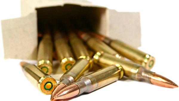 Ministerstvo obrany bude odebírat munici od české společnosti Sellier & Bellot - Ilustrační foto.