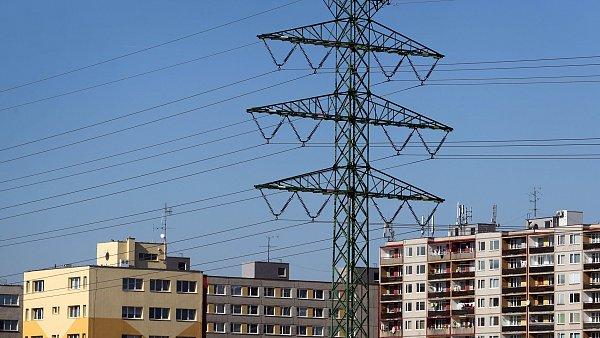 Elektřina - Ilustrační foto.