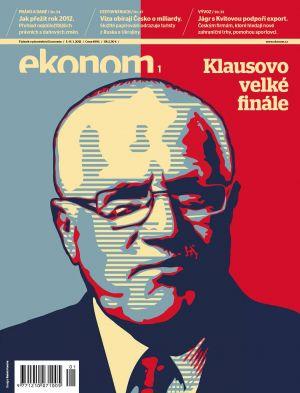 Týdeník Ekonom - číslo 01/2012