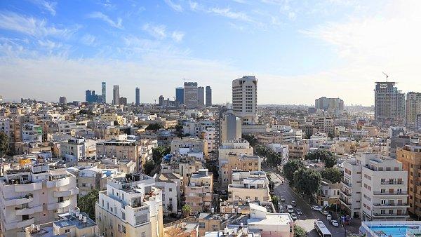 Tel Avivu se přezdívá