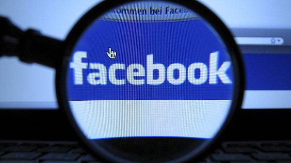 Facebook, ilustrační foto.