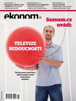 Týdeník Ekonom - č. 37/2012