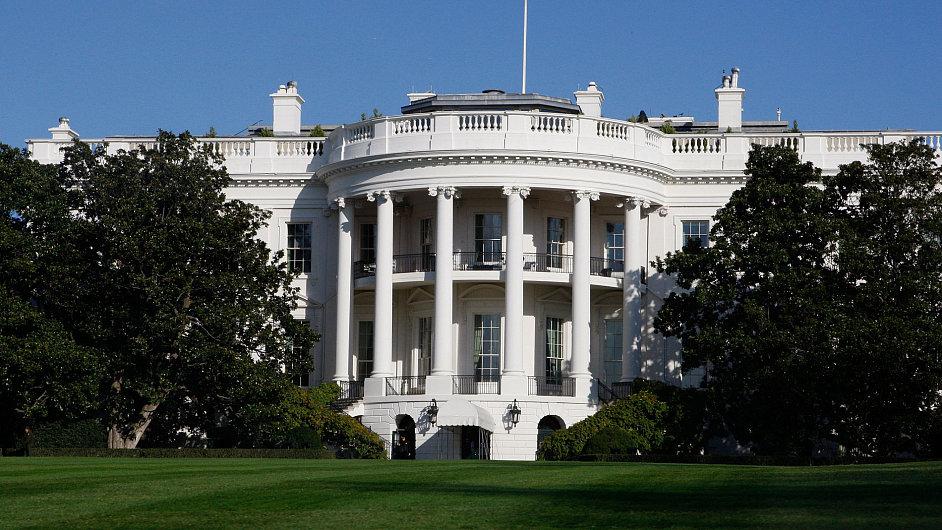 Bílý dům - ilustrační foto