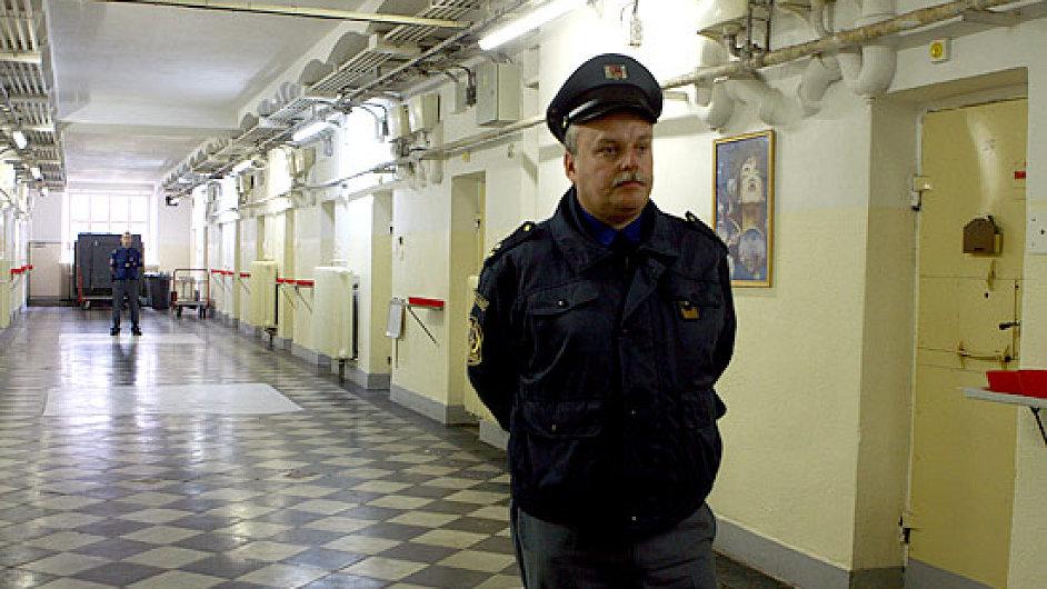 Věznice Pankrác.