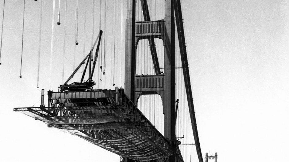 Slavný most Golden Gate