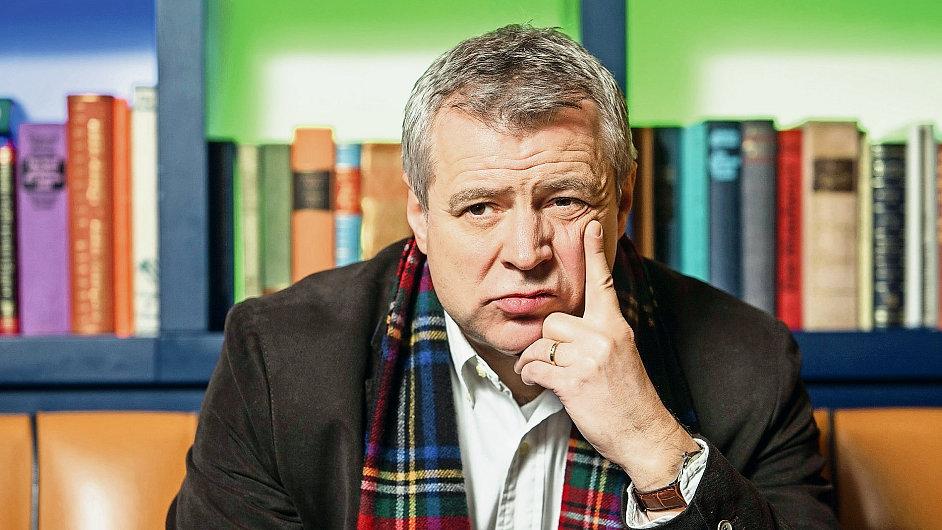Bývalý diplomat Petr Kolář
