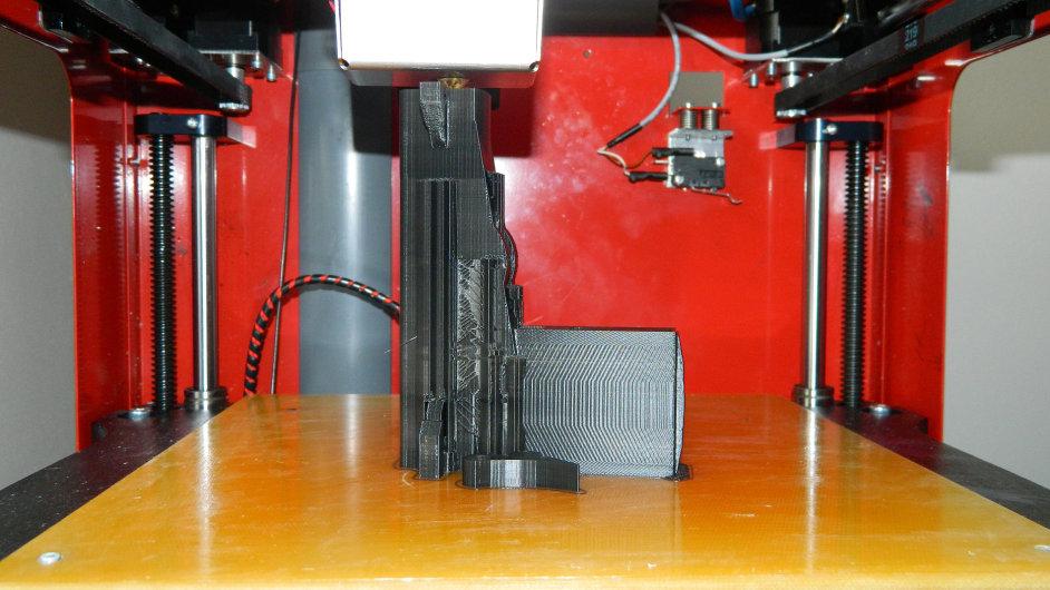 Jak si doma vytisknout střelnou zbraň