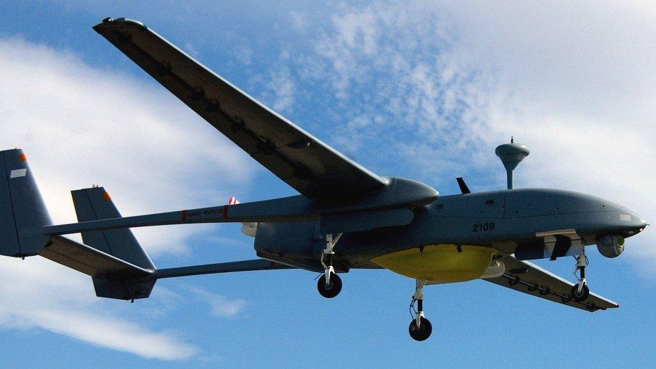 Izraelský letoun IAI Heron 1