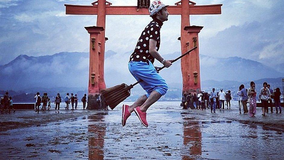 Japonský instagramista @halno