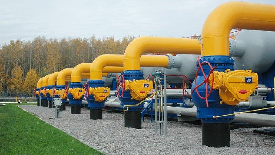 Gazprom: směr Turecko