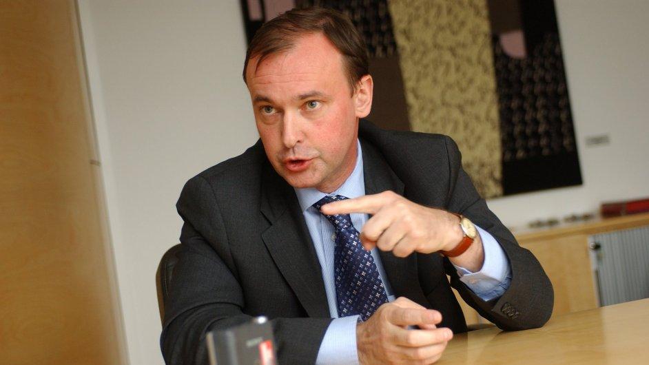 Bývalý šéf NBÚ a Čepra Tomáš Kadlec