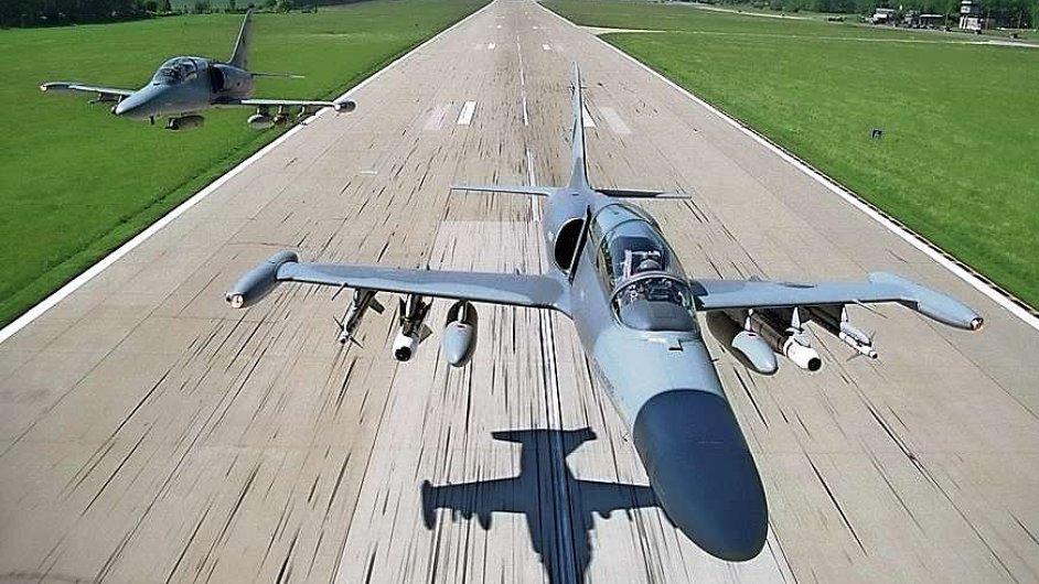 Letoun L-159 koupí americká firma Draken.
