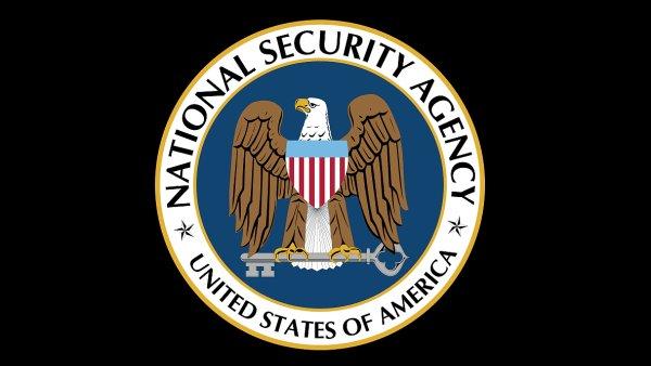 Logo americké NSA