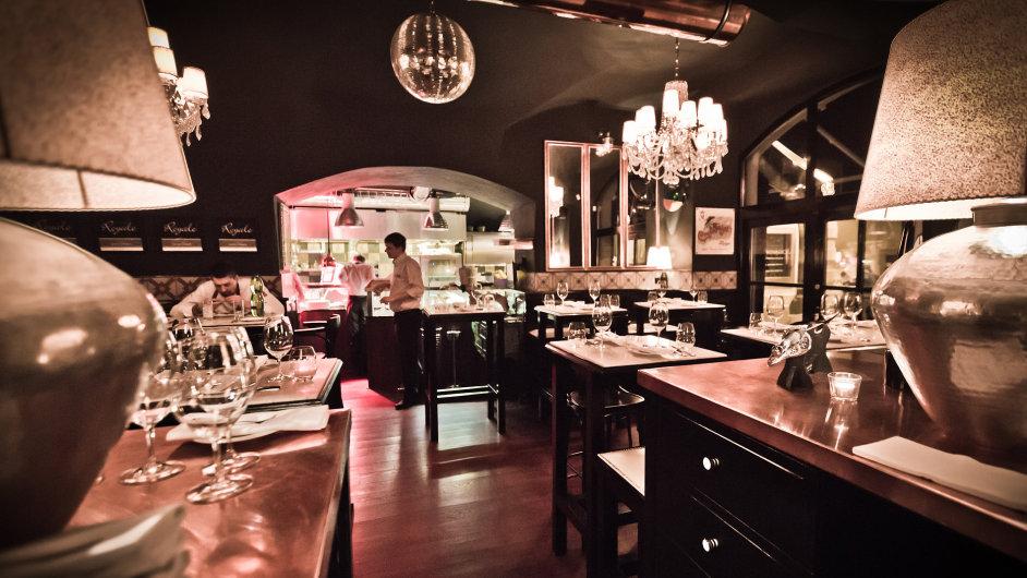 Restaurace Zdenek's Oyster Bar