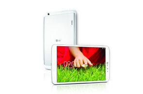 LG G Pad 8.3 má starší verzi Androidu, ale za 6 tisíc korun patří k nejlepším tabletům na trhu