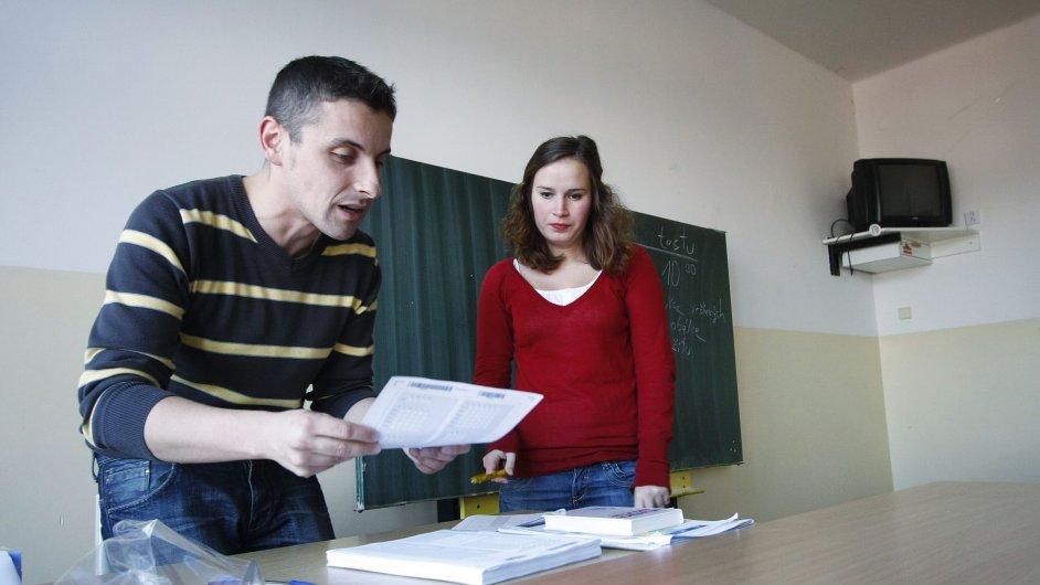 Státní maturita, ilustrační foto
