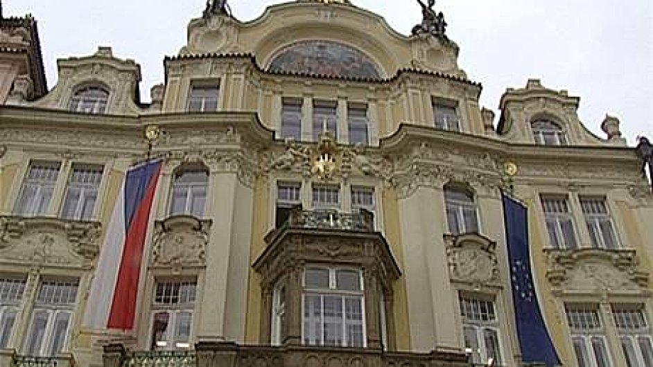 Budova Ministerstva pro místní rozvoj ČR v Praze