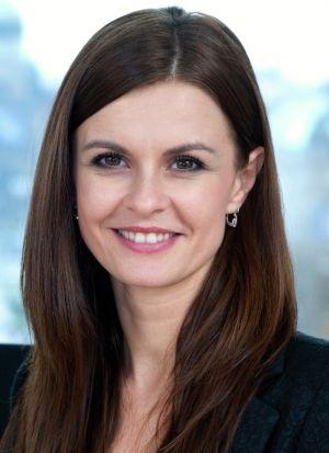 Radka Cilečková, manažerka centra Quadrio, oddělení správy nemovitostí v Cushman & Wakefield