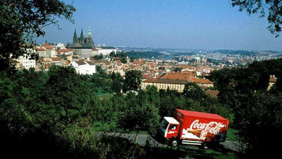 E-shop Coca-Coly je určený pro malé obchody, hotely, restaurace nebo čerpací stanice