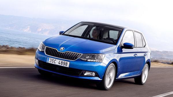 Nová generace Škody Fabia pomohla mladoboleslavské automobilce posílit pozici na českém trhu.